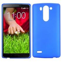 Blauw hardcase hoesje LG G3 S