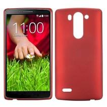 Rood hardcase hoesje LG G3 S