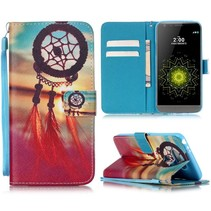 Dreamcatcher Bookcase Hoesje LG G5 / G5 SE