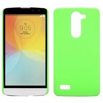 Groen hardcase hoesje LG L Bello / L80 Plus