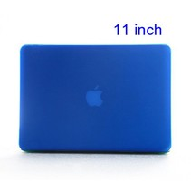 Blauwe Hardcase Cover Macbook Air 11-inch
