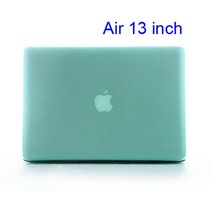 Groene Hardcase Cover Macbook Air 13-inch