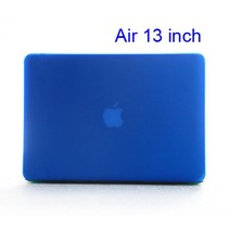 Blauwe Hardcase Cover Macbook Air 13-inch