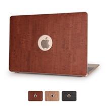 Walnoot Hout Design Hardcover Macbook Pro 13-inch Retina