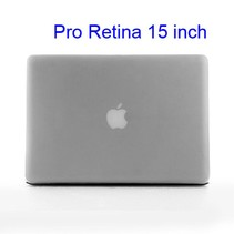 Transparante Hardcase Cover Macbook Pro 15-inch Retina