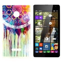 Dromenvanger TPU hoesje Microsoft Lumia 435