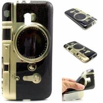 Fotocamera TPU hoesje Motorola Moto G 3rd Gen