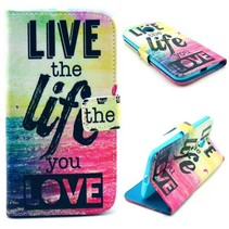 Life quote Bookcase hoes Motorola Moto X (2nd Gen)