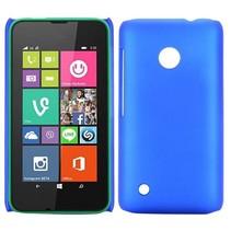 Blauw hardcase hoesje Nokia Lumia 530