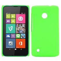 Groen hardcase hoesje Nokia Lumia 530