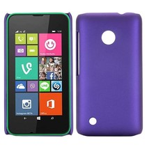 Paars hardcase hoesje Nokia Lumia 530