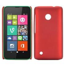 Rood hardcase hoesje Nokia Lumia 530