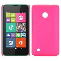 Roze hardcase hoesje Nokia Lumia 530