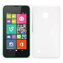 Wit hardcase hoesje Nokia Lumia 530