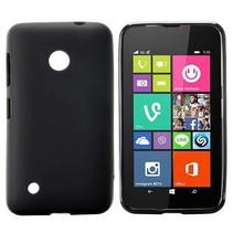 Zwart TPU hoesje Nokia Lumia 530