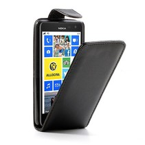 Flipcase hoesje zwart Nokia Lumia 625