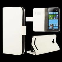 Bookcase hoesje wit Samsung Ativ S