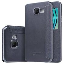 Sparkle Zwart Flip Hoesje Samsung Galaxy A3 2016