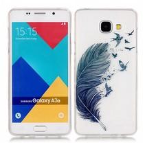 Veer en Vogels TPU Hoesje Samsung Galaxy A3 2016