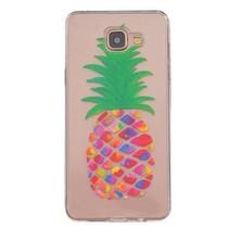 Ananas TPU Hoesje Samsung Galaxy A3 2016