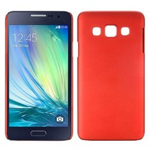 Rood hardcase hoesje Samsung Galaxy A3