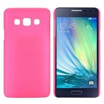 Roze hardcase hoesje Samsung Galaxy A3