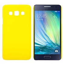 Geel hardcase hoesje Samsung Galaxy A3