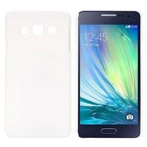 Wit hardcase hoesje Samsung Galaxy A3