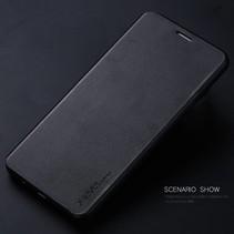 Zwart Slim Bookcase Hoes Samsung Galaxy A5 2016