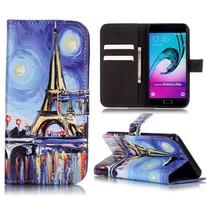 Vincent van Gogh Bookcase Hoesje Samsung Galaxy A5 2016