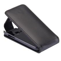 Zwart Flip Case hoesje Samsung Galaxy Ace 3