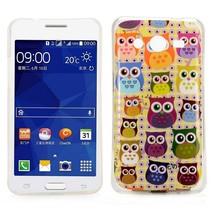 Uiltjes TPU hoesje Samsung Galaxy Core 2