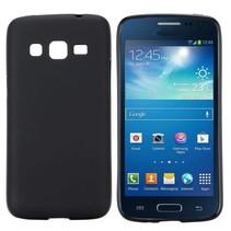 Zwart TPU hoesje Samsung Galaxy Express 2