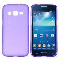 Paars TPU hoesje Samsung Galaxy Express 2