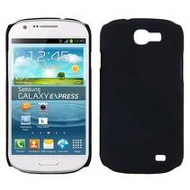 Zwart hardcase hoesje Samsung Galaxy Express
