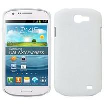 Wit hardcase hoesje Samsung Galaxy Express