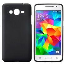 Zwart TPU hoesje Samsung Galaxy Grand Prime
