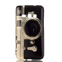 Camera TPU Hoesje Samsung Galaxy J1 2016