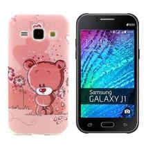 Lief beertje TPU hoesje Samsung Galaxy J1