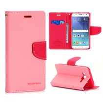 Diary roze Booktype  hoes Samsung Galaxy J5