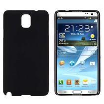Zwart hardcase hoesje Samsung Galaxy Note 3