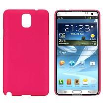 Roze hardcase hoesje Samsung Galaxy Note 3