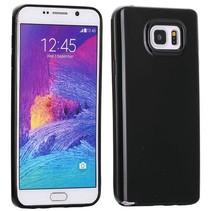 Zwart TPU hoesje Samsung Galaxy Note 5