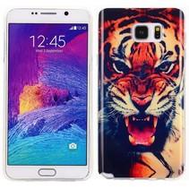 Tijger TPU hoesje Samsung Galaxy Note 5