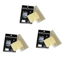 3-pak screenprotector Samsung Galaxy Note