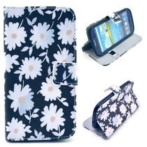 Chrysanthemum bloemen Booktype  Samsung Galaxy S3 (Neo)