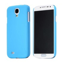 Babyblauw hardcase hoesje Samsung Galaxy S4
