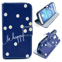 Be Happy quote Booktype  Samsung Galaxy S4