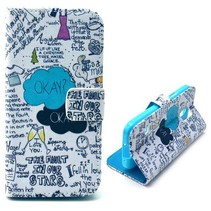 Quotes Booktype  hoesje Samsung Galaxy S5 Mini