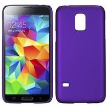 Paars hardcase hoesje Samsung Galaxy S5 Mini